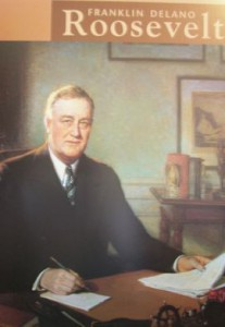 The first Principal of FDR Primary
